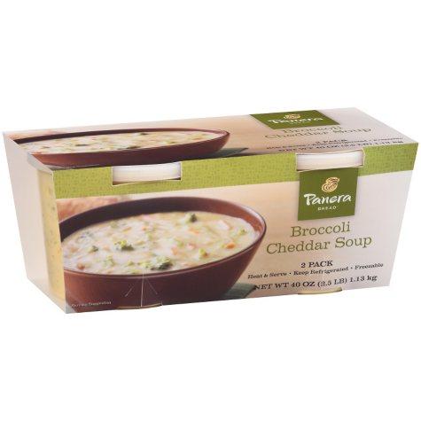 Panera Soups