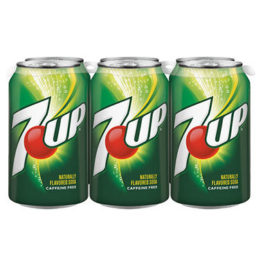 7UP (12 oz. cans, 24 pk.)