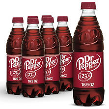 Dr Pepper (16.9 oz. bottles, 24 pk.)