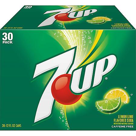 7UP (12oz / 30pk)