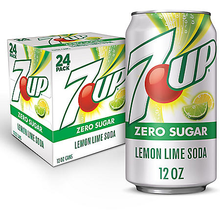 Diet 7UP (12oz / 24pk)