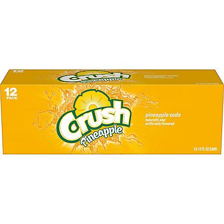 Crush Pineapple (12oz / 12pk)