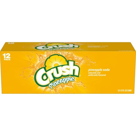 Crush Pineapple (12 oz. can, 12 pk.)