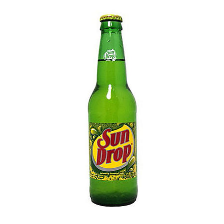 Sun Drop Citrus Soda (12oz / 24pk)