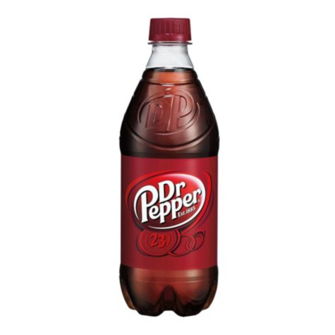 Dr Pepper (20 oz. bottle)