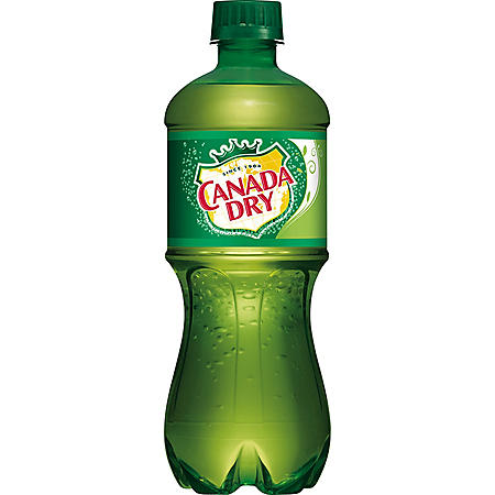 Canada Dry Ginger Ale (20oz / 24pk)