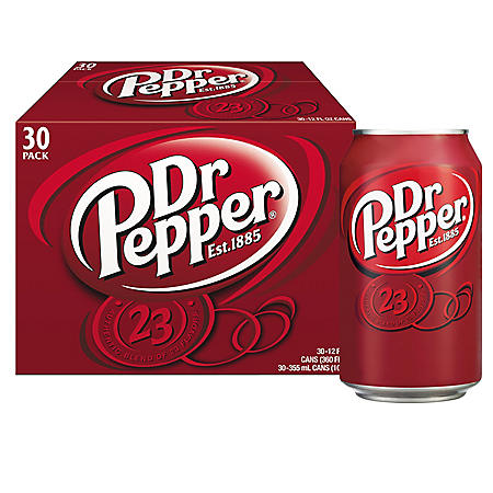 Dr Pepper (12oz / 30pk)