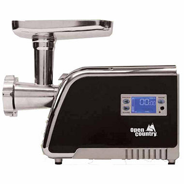 Open Country FG-325SK Digital Food Grinder