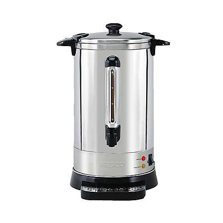 Nesco CU-50 50-Cup Stainless Steel Coffee Urn