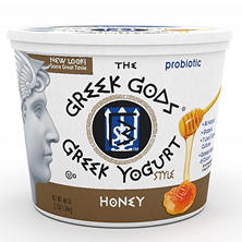 Greek God's Honey Flavored Traditional Yogurt - 48 oz.