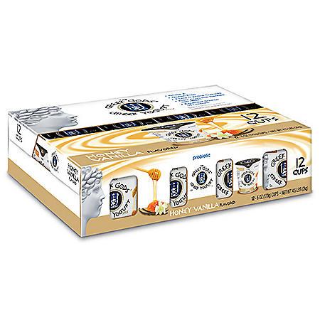 The Greek Gods Honey Vanilla Greek-Style Yogurt (72 oz ...