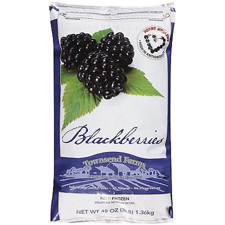Townsend Farms Blackberries - 48 oz.
