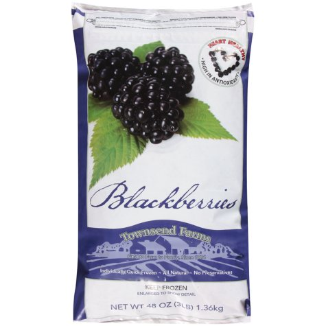Townsend Farms Blackberries - 48 oz.