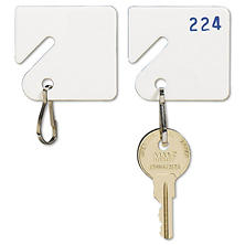 MMF Industries Key Tags