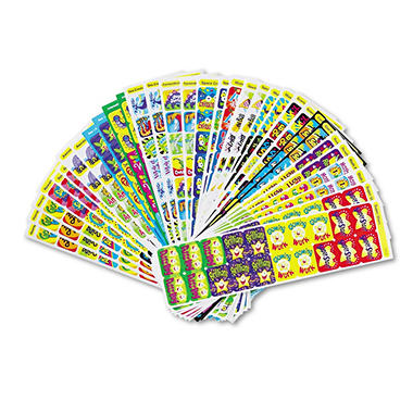 TREND - Applause Stickers Variety Pack, Great Rewards - 700 ct.