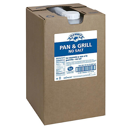 Old World Pan & Grill Oil (35 lbs.)
