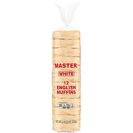 Master English Muffins (26oz)