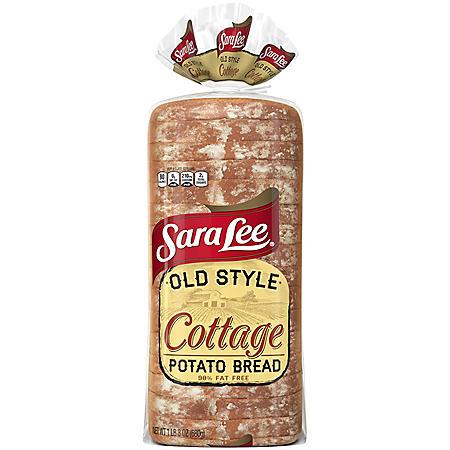 Sara Lee Old Style Cottage Potato Bread (24oz / 2pk)
