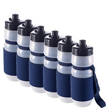 Augason Farms Water Bottle and Filter - 6 pk.