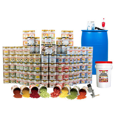Augason Farms Food Storage Kit (1 year, 1 person)