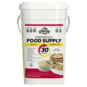 Augason Farms Basic Emergency Food Pail (1 person, 30 days)