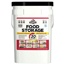 Augason Farms Emergency Food Supply Pail (1 person, 30 days)