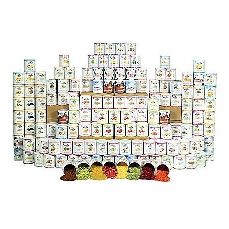 Augason Farms Emergency Food Storage Kit (1 year, 4 person)