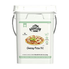 Augason Farms Cheesy Pizza Kit Emergency Food Supply Pail (4 gal.)