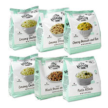 Augason Farms Pantry Pack, Entr?e Variety (6 Pouches)