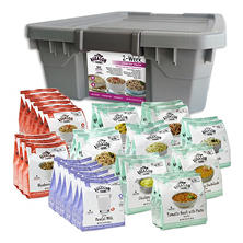 Augason Farms Pantry Pack Tote (1 Person, 14 Days of Food)