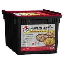Augason Farms 45-Day Super Food Vault (1 person)