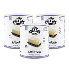 Augason Farms Butter Powder (36 oz., 3 pk.)