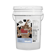 Augason Farms Chocolate Morning Moo's Low-Fat Alternative (32 lb. pail)
