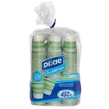 Dixie Cold Paper Cup, 5 oz. (450 ct.)