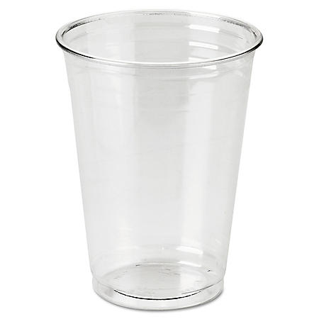 Dixie PETE Cold Plastic Cups by GP PRO, 10 oz, 500 ct (CP10DX)
