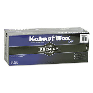 Dixie Weight Dry Wax Paper, 12\