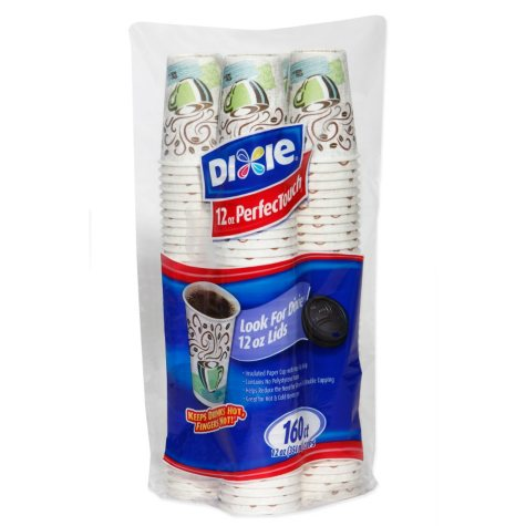 Dixie® PerfecTouch® Hot Cups