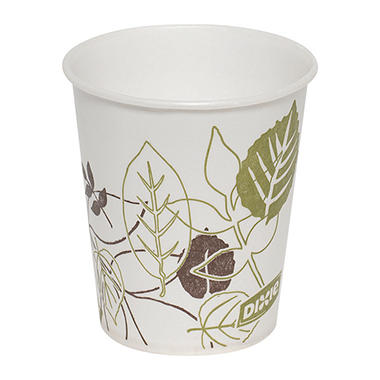 Dixie Wax Treated Cold Paper Cups, 5 oz. (2,400 ct.)