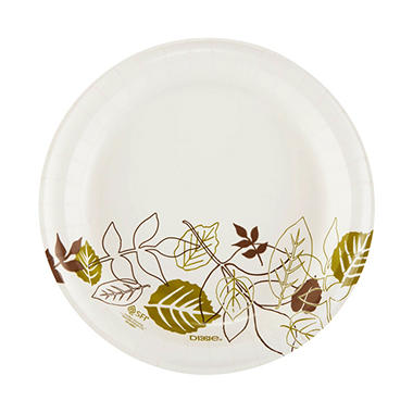 Dixie Paper Plates, Medium Weight, 8 1/2