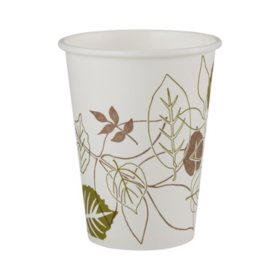 Dixie Hot Paper Cups, 12 oz. (500 ct.)