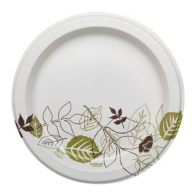 Dixie Ultra Paper Plates Heavyweight