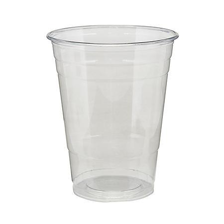 Dixie® PETE Cold Plastic Cups by GP PRO, 16 oz, 500 ct (CPET16DX)