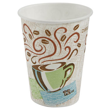 Offline for variant Dixie PerfecTouch  Insulated Paper Cups, 12 oz. (500 ct.)