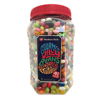 Member's Mark Gourmet Jelly Beans (64 oz.)