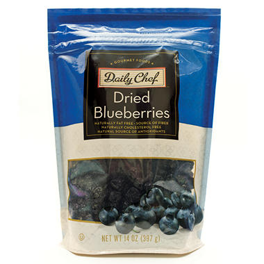 Daily Chef Dried Blueberries - 14 oz.