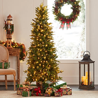 Member's Mark 6' Dawson Pine Christmas Tree. Sam's Exclusive - Member's Mark 6' Dawson Pine Christmas Tree - Sam's Club