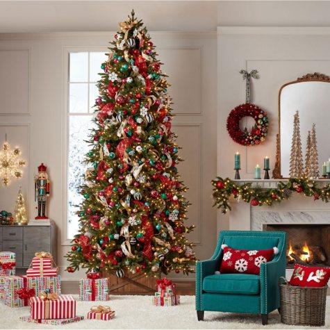 Member's Mark 12' Frasier Fir Christmas Tree