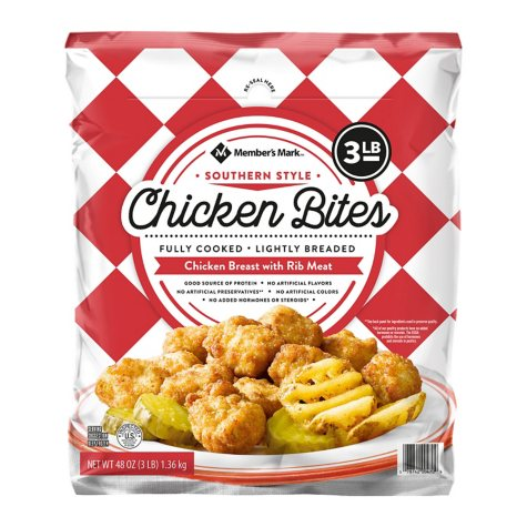 Member's Mark Southern Style Chicken Bites (3 lbs.)