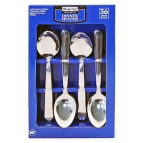 Daily Chef Dinner Spoons (36 ct.)