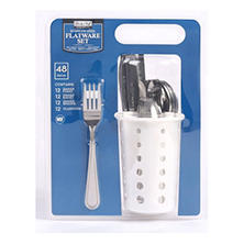 Daily Chef Flatware Set (48 pcs.)